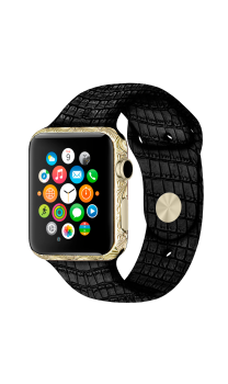 Apple Watch Platinum Handicraft