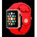 Caimania Apple Watch Rose Gold Handicraft - exclusive  Apple Watch with rose gold frame and handwork pattern