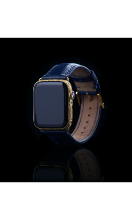 Apple Watch Gold Handicraft