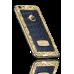 Caimania Ouroboros Gold iPhone 6 Crocodile Leather